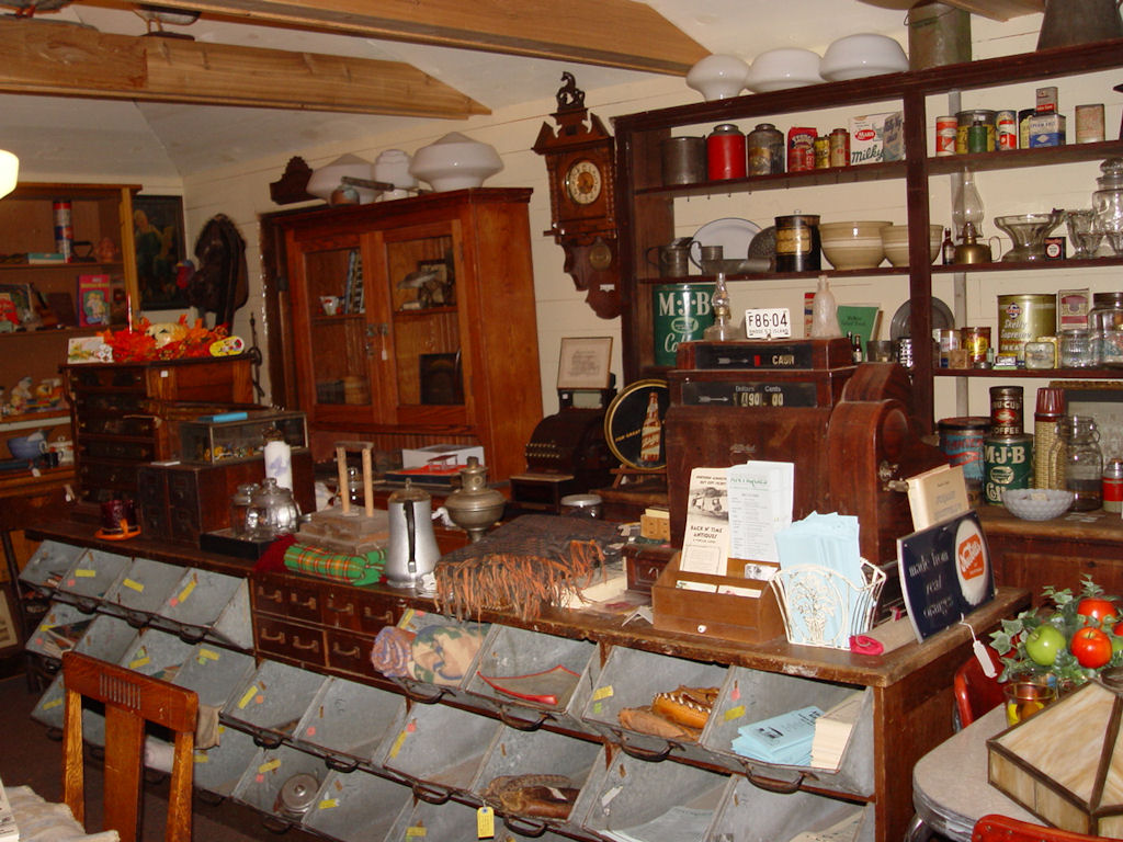 Americana, Country                                         Primitives, Period Antiques,                                         Arts and Craft era, Mission,                                         Lighting, Signs, Gas and Oil